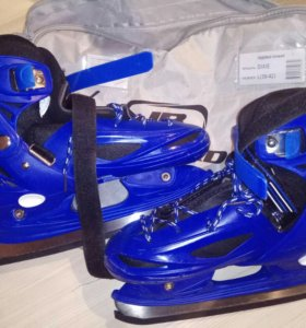 Коньки раздвижные ICE BLADE Dixie 39-42 размер
