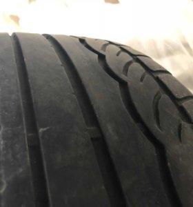 R17, летние шины,литые диски