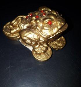 Сувенир жаба