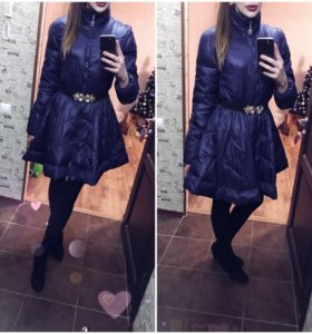 Милое пальто - платье👗