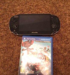 Sony Ps vita, 8gb карта и игра. HENKAKU НЕ ПРОШИТЬ