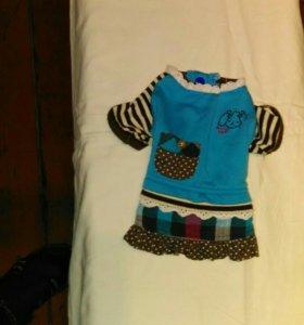 Б/У. Одежка для маленьких