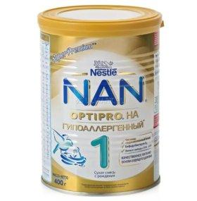 Nestle NAN 1 Гипоаллергенный
