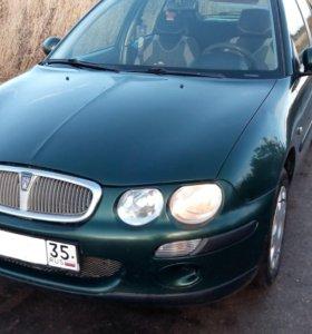 Rover 25, 2001