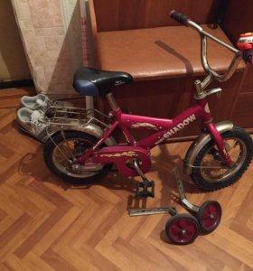 Велосипед R12 и R16