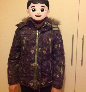Зимняя куртка YOOT