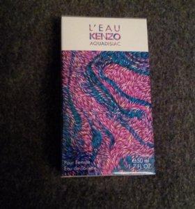 Туалетная вода L'eau Kenzo Aquadisiac 50 ml