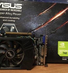 Видеокарта ASUS 740 2GB GDDR 5