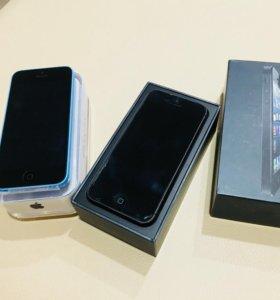iPhone 5C и 5