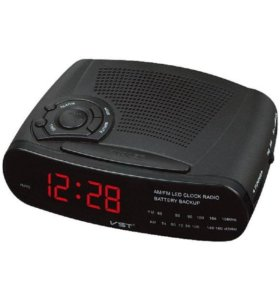 Часы VST 906 сетевые