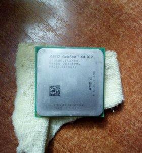Процессор AMD Athlon tm 64 x2.