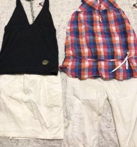 Одежда Adidas 5 вещей