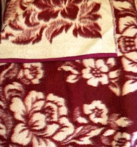 Одеяло из верблюжьей шерсти СССР