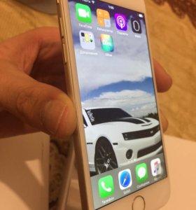 Айфон 6, 16 Новый, Запечатанный c Touch iD
