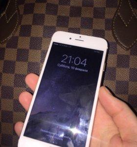 iPhone 6s розовый 16гб