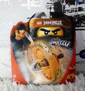 Коул - мастер кружитцу ( LEGO Ninjago )