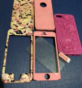 Чехлы на Айфон 5 и 5s