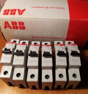 Автоматические выключатели серии«АВВ»