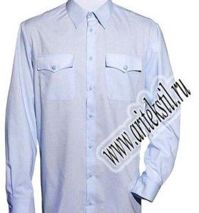 Рубашки мужские форменные (новые).
