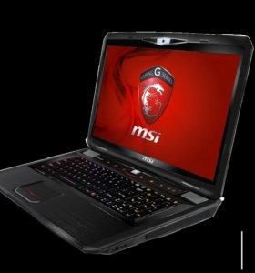 Мощнейший игровой ноутбук MSI GT70 2OD-039US