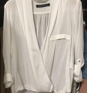 Zara новая блузка