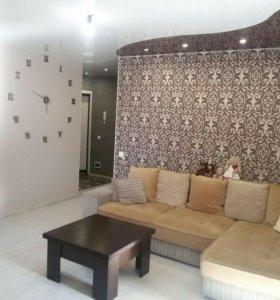 Квартира, 3 комнаты, 90 м²
