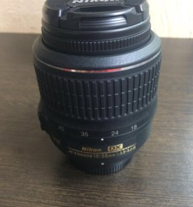 Объектив Nikon DX 18-55mm