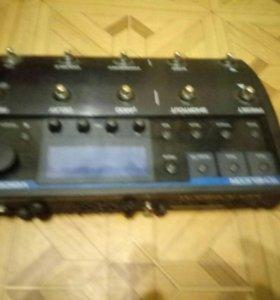 Вокальный процессор tc helicon voice live 2