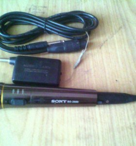 Микрофон SONY so-2080