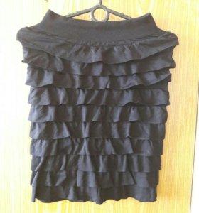 Новая юбка- утяжка