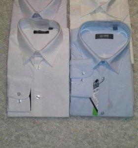 Пакетом рубашки