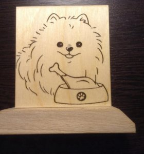 Двухсторонняя табличка (Лазерная гравировка)