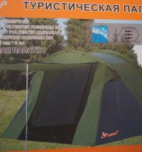 Палатка трехместная в аренду