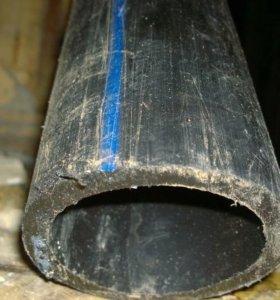 Труба полиэтиленовая ПНД 90мм 12м