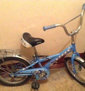 велосипед stels для 5-10 лет