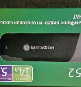 Модем мегафон 3g новый.
