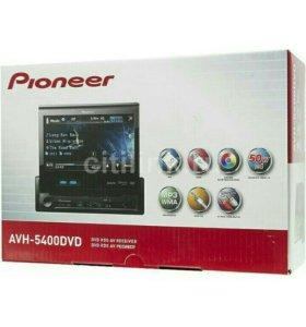 Pioneer avh-5400dvd