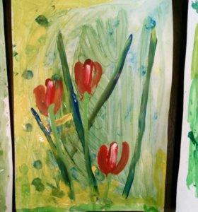 Творческие занятия для детей и взросоых
