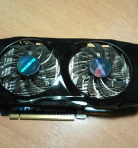 Видеокарта Gigabyte GeForce GTX 460 1Gb