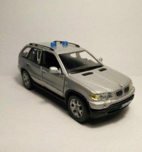 BMW X5 E53 1/43