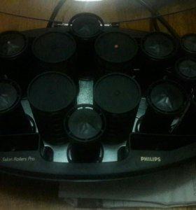 Электробигуди Philips SalonRollers Pro