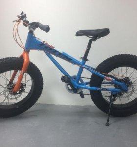 """Велосипед fatbike. Totem 24"""" - 429"""