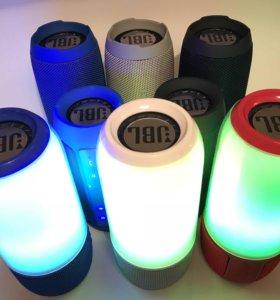 Новые колонки JBL charge 2+/3+/pulse 3/доставка