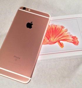iPhone 6s Plus (Roze Gold) 128GB