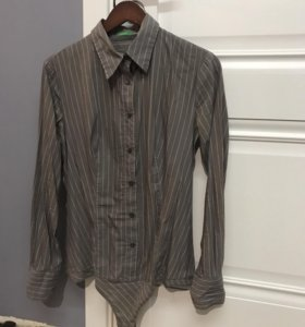 Рубашка-боди бенетон