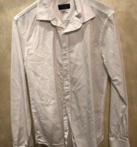 Рубашки Boss оригинал и Zara