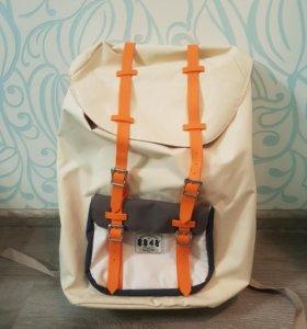 Походный вместительный рюкзак/вещмешок