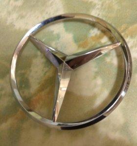 W164 Знак / эмблема Мерседес / Mercedes