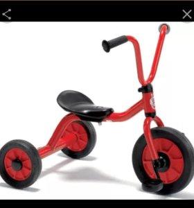 Срочно!!! Велосипед детский