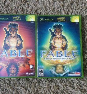 Fable для xbox